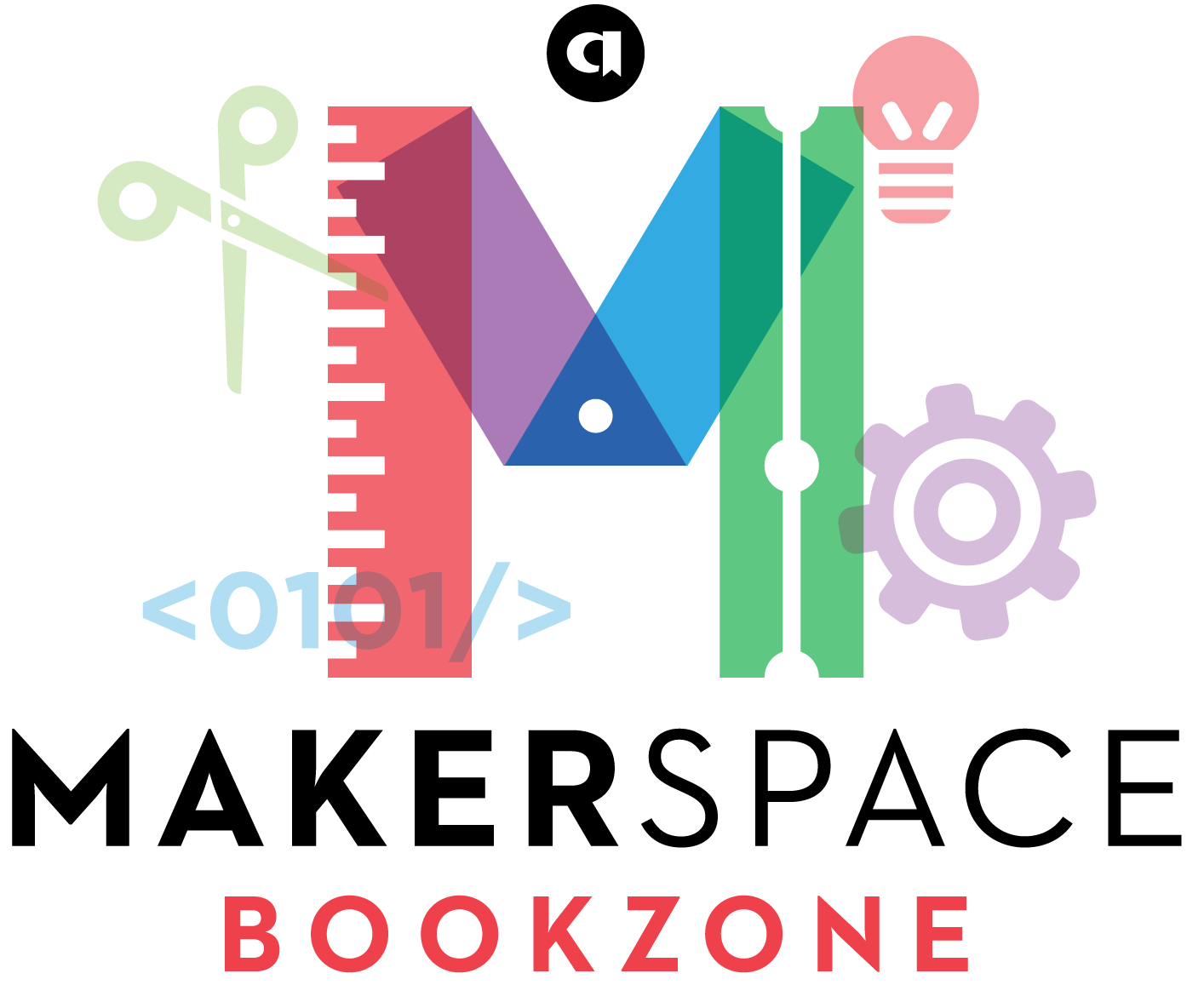 ABDO Makerspace Bookzone