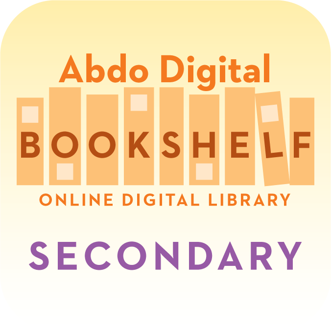 Abdo Digital Secondary Bookshelf