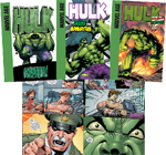 The Hulk Set 2