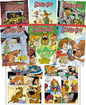 Scooby-Doo Graphic Novels Series
