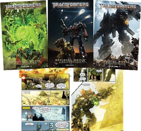 transformers 3 movie adaptation. Transformers: Revenge of the