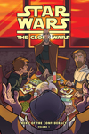 The Clone Wars: Hero of the Confederacy Vol. 1: Breaking Bread with the Enemy!