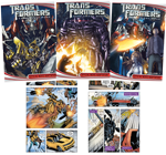Transformers: Dark of the Moon Official Movie Adaptation Series