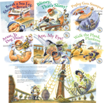 Barnacle Barb & Her Pirate Crew Series