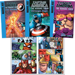 Captain America: The Korvac Saga Series