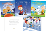 Peanuts Picture Books Series