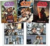 Star Wars Digests Set 2