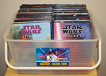 Star Wars Saga Book Club Bin 1