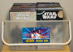 Star Wars Saga Book Club Bin 3