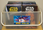 Star Wars Clone Wars Book Club Bin 1