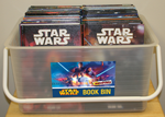 Star Wars Lost Command Book Club Bin