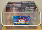 Star Wars Knight Errant Book Club Bin