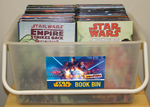 Star Wars Alternate Universes Book Club Bin 2