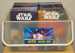 Star Wars Saga Shared Reading Bin 4