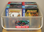 The Avengers Book Club Bin 2