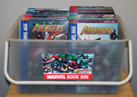The Avengers Book Club Bin 3