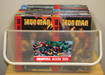 Iron Man Book Club Bin 2