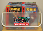 Iron Man Book Club Bin 3