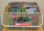 X-Men: First Class Book Club Bin