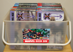 X-Men: Evolution Book Club Bin