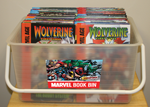 Wolverine: First Class Book Club Bin