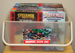 Spider-Man Book Club Bin 2