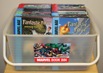 Fantastic Four Book Club Bin 1