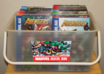 The Avengers Shared Reading Bin 1