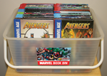 The Avengers Shared Reading Bin 2