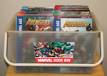 The Avengers Shared Reading Bin 3