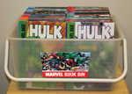 The Hulk Shared Reading Bin 1