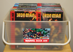 Iron Man Shared Reading Bin 1