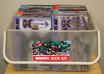 X-Men: Evolution Shared Reading Bin