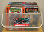 Wolverine: First Class Shared Reading Bin
