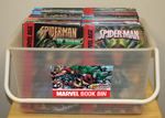 Spider-Man Shared Reading Bin 1