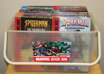 Spider-Man Shared Reading Bin 3