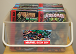 Spider-Man Shared Reading Bin 4