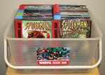 Spider-Man Shared Reading Bin 5