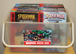 Spider-Man Shared Reading Bin 6