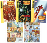 Iron Man and the Armor Wars Series