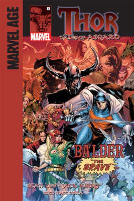 Balder the Brave: Book 2