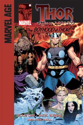 The Boyhood of Thor!: Book 1