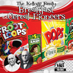 The Kellogg Family: Breakfast Cereal Pioneers