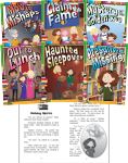 Abby and the Book Bunch Series