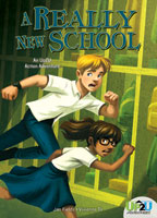 A Really New School: An Up2U Action Adventure