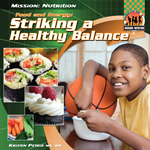 Food and Energy: Striking a Healthy Balance