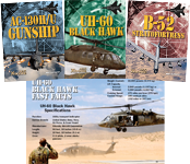 Xtreme Military Aircraft Set 2