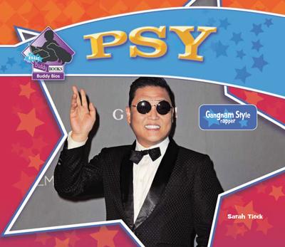 PSY: Gangnam Style Rapper