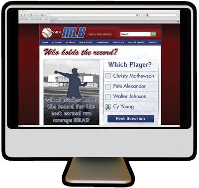 Inside MLB Digital Database