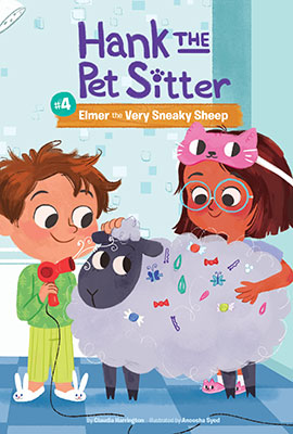 Book 4: Elmer the Very Sneaky Sheep